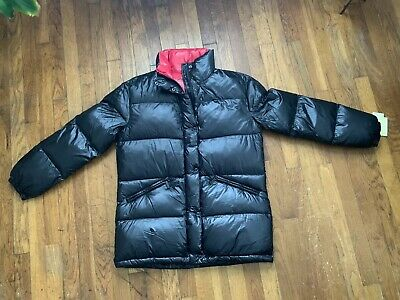 NWT Michael Kors Women's Black Quilted Light, Down Jacket Coat,Puffer Size Small