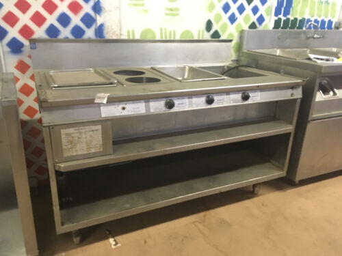 Stainless Steel Food warming Table