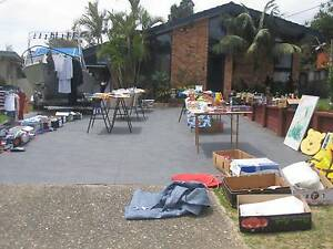 Garage Sale - On Line - 2 Houses Belrose Warringah Area Preview
