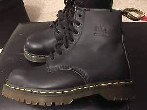 Dr Martens industrial boots *never worn*