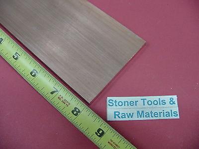 14x 3 C110 Copper Bar 8 Long Solid Flat Bar .250x 3.00 Bus Bar Stock H04
