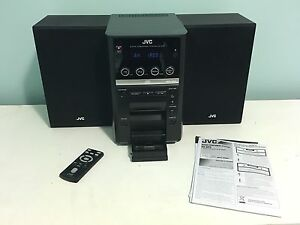 JVC Stereo System