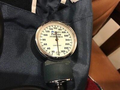 (MABIS Precision Series Aneroid Sphygmomanometer Manual Blood Pressure)