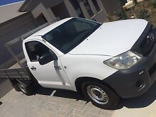 TOYOTA HILUX WORKMATE.REDUCED PRICE TO SELL ASAP! Jindalee Wanneroo Area Preview