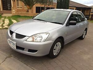 2005 AUTOMATIC MITSUBISHI LANCER WITH REG AND RWC!! Roxburgh Park Hume Area Preview