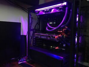 Crystal 460x Case with 750 watt Roswill photon power supply