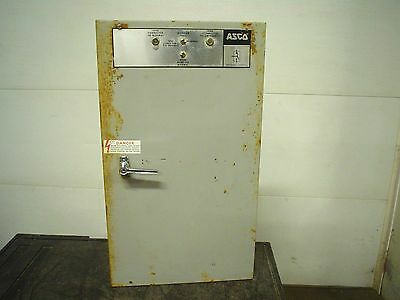Asco 940315049xc Auto Transfer Switch 150a 3ph 208y120v Ser.940 -60 Day Wnty