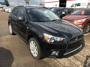 2012 Mitsubishi RVR GT | Keyless Entry | Panoramic Moonroof | Bl