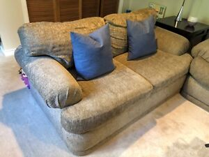 Crate & Barrel Couch