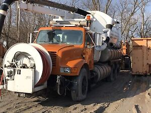 Vactor 2100 for sale!