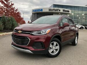 2017 Chevrolet Trax LT AWD, LOW KMS, 1.4L, NEW ARRIVAL!