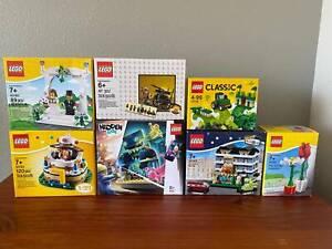 Lego Rare Exclusives - Birthday Wedding Knights Bricktober Hidden NEW