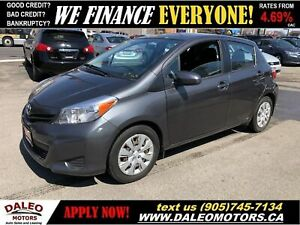 2014 Toyota Yaris LE | | BLUETOOTH | 81KMS