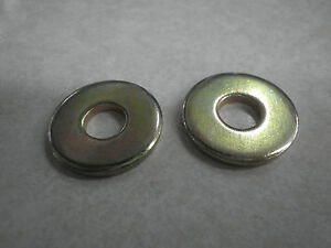 New-Arctic-Cat-Snowmobile-Brake-Flat-Washer-Pair-Part-0114-197