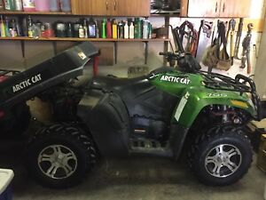 2011 Arctic Cat TBX 700