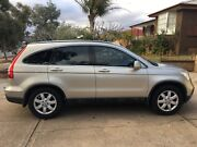 2007 Honda CR-V RE MY2007 Sport 4WD Gold 6 Speed Manual Wagon Belconnen Belconnen Area Preview