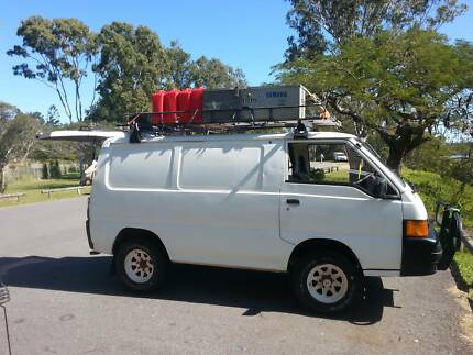 3500 if picked up today !!! 4WD Mitsubishi Express, Delica Sydney City Inner Sydney Preview