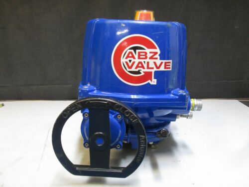 New Old-Stock, ABZ Valve ABZ-080 Electric Actuator FREE SHIPPING