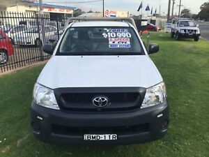 2009 TOYOTA HILUX WORKMATE 2.7 UTE. Leumeah Campbelltown Area Preview