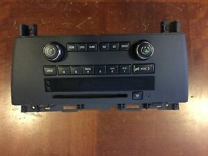 AM/FM Radio / CD player for Buick