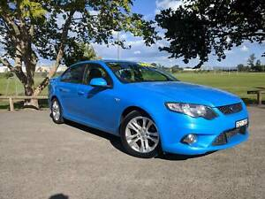 2011 Ford Falcon XR6 Automatic Sedan Singleton Singleton Area Preview