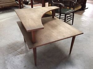 Parker corner coffee table