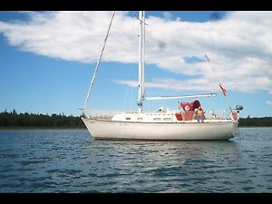 Ontario 32 sailboat.   $18500 or offers