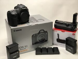 Canon 5D Mark iii with Extras