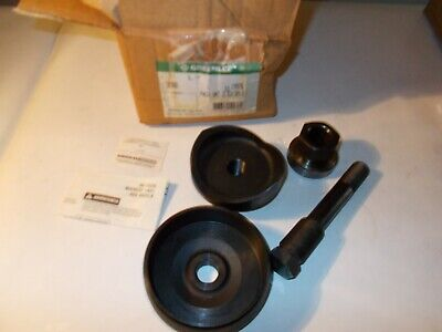 Greenlee 3.53 Hydraulic Knockout Punch 19976 739bb