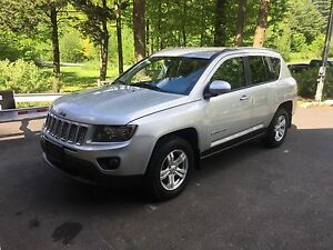 Jeep 4x4 Compass 2014 North edition