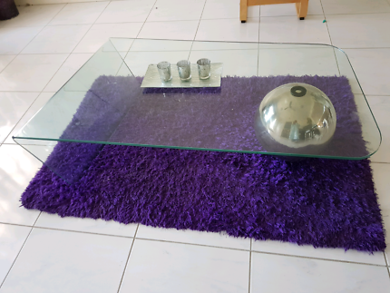 glass coffee table in Sunshine Coast Region QLD Coffee Tables
