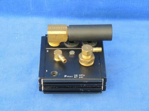 Piab XLC20 Vacuum generator with silencer