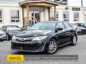 2014 Toyota Camry LE ROOF 17ALLOYS BK.CAMERA WOW!!
