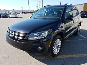 Volkswagen Tiguan Édition spéciale 4 portes 4MOTION