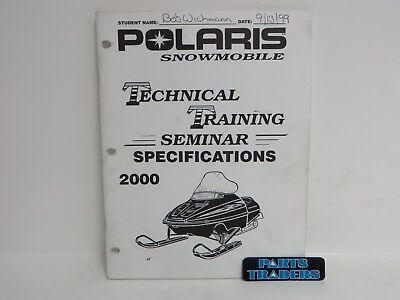 Manuals Polaris Indy Trail