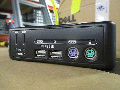AVOCENT 2048 x 1536 2SVPUA20 USB KVM 2-Port PS/2 2.0 SWITCHVIEW MM2 - EXCL PSU