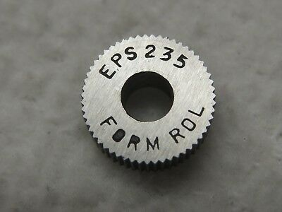 Form Rol Knurling Wheel Eps 235 12-od 316-id 316-w
