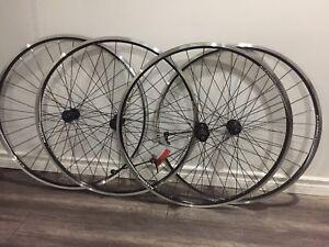 Brand new 11 Speed Road Bike 700c Wheelset Rims Wheels Shimano