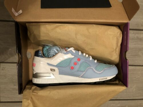 "Saucony Extra Butter ""For the People"" Men's Size US 10.5 DS (Blu/Wht)"