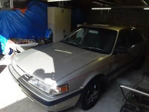 1990 Mazda 626 All Others Automatic Sedan