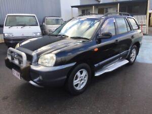 Hyundai Santa Fe auto