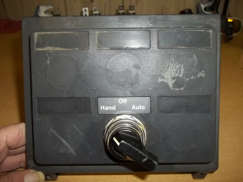 Eaton Cutler Hammer Control Switch Operator Panel 1161D43HD *FREE SHIPPING*