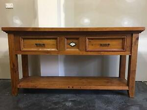 """Gorgeous """"Everyday Living"""" console table Sydney City Inner Sydney Preview"""