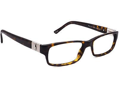 Ralph Lauren Polo Eyeglasses 2045 5003 Tortoise Frame Italy 52[]16 140