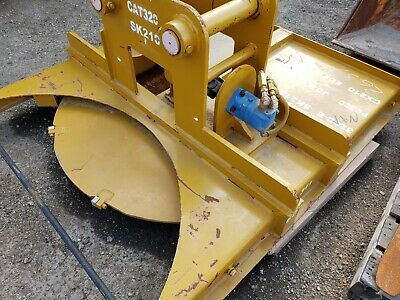 Mulcher Attachment For 200 Size Excavators- Brand New