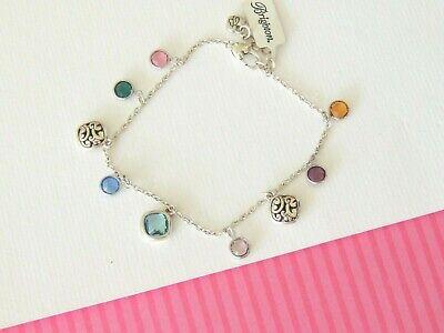 Brighton Elora Gem petite Delicate Bracelet New Tags $58