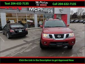 2014 Nissan Frontier AMAZING TRUCK 1 OWNER LOCAL TRADE!