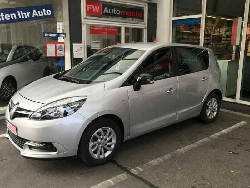 Renault Scenic  1,2 TCE Limited Navi Sitzheizung PDC