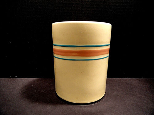 Vintage McCoy Utensil Holder / Crock