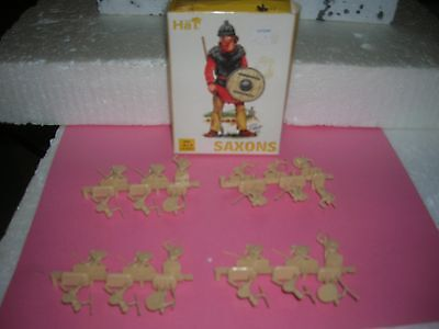 SAXONS HAT1/72 TOY SOLDIERS NIP #6006 (Hat Toy Soldiers)